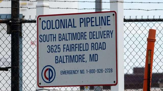 Colonial宣布重啟輸管線 但回歸正軌還需幾天(圖:AFP)