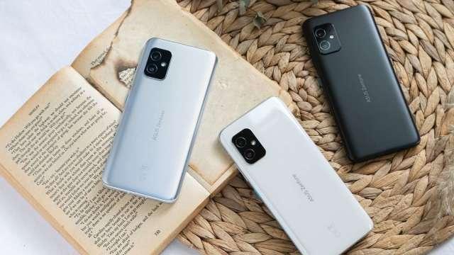 華碩搶攻5G手機市場,新一代Zenfone 8 / 8 Flip亮相。(圖:華碩提供)