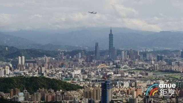 北台灣首季新建案平均總價以北市大安區的每戶6847萬元居冠。(鉅亨網記者張欽發攝)