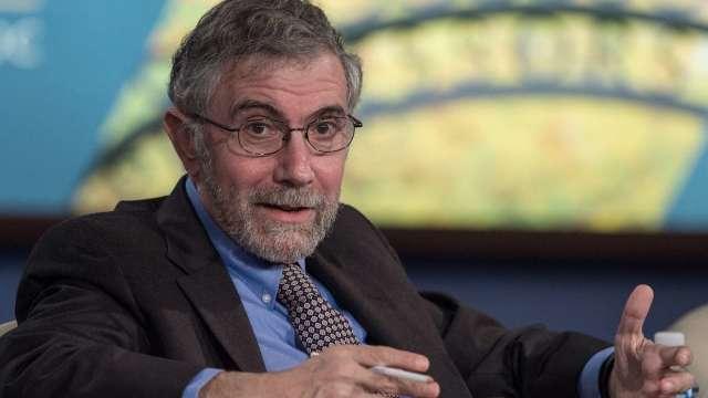 克魯曼:隨著經濟重新適應新常態 通膨有望逐漸緩和(圖片:AFP)
