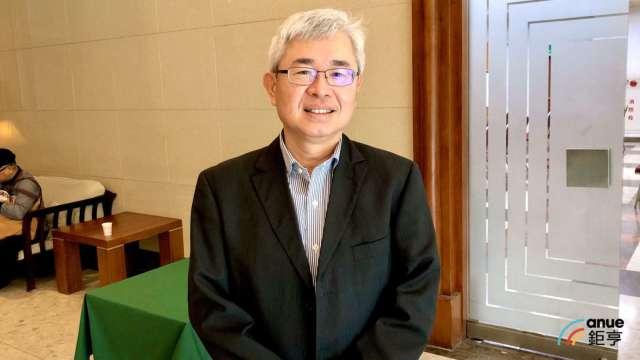 祥碩總經理林哲偉。(鉅亨網資料照)