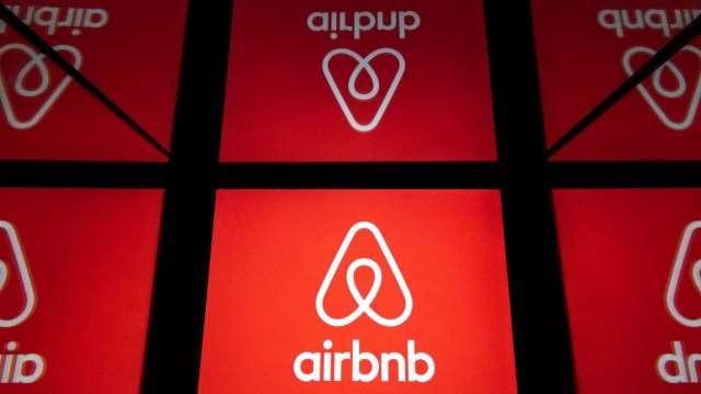 〈財報〉旅遊業回溫 Airbnb首季訂房總金額年增逾5成(圖片:AFP)