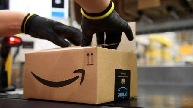 因應缺工!亞馬遜、麥當勞宣布調高時薪 (圖:AFP)