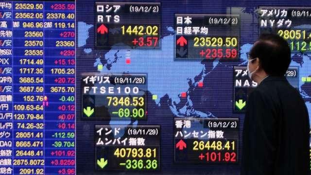 〈財報〉日本面板廠 JDI連虧七年、財測慘淡 (圖片:AFP)