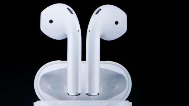傳蘋果18日將推出AirPods 3、高傳真音質的Apple Musi HiFi訂閱服務(圖:AFP)