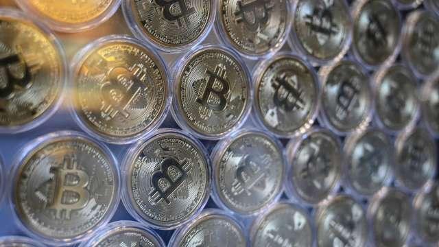 Square:無計劃購買更多比特幣。(圖片:AFP)