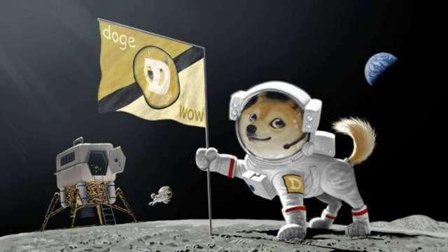 即將登上Coinbase平台+馬斯克與開發商合作利多 狗狗幣大漲33%(圖:AFP)