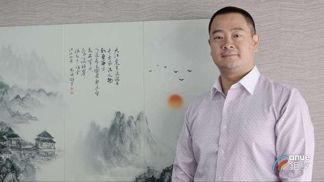 桓鼎-KY總經理莊宏偉。(鉅亨網記者張欽發攝)