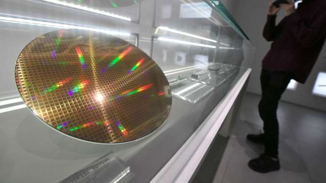 今年以來,晶圓代工產業需求大爆發。(圖:AFP)