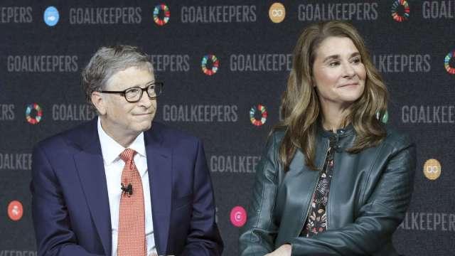 美媒:比爾蓋茲卸下微軟董事職務疑與婚外情有關 (圖片:AFP)