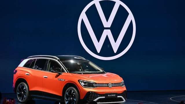 福斯計畫在德國設全固態電池產線 估計可供40萬輛電動車使用 (圖片:AFP)