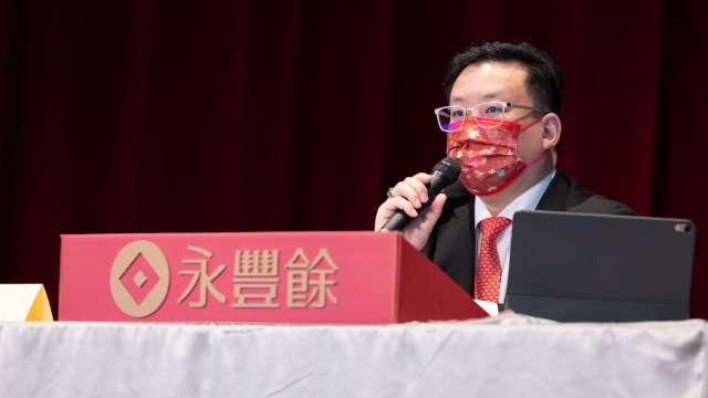 何壽川家族退居二線 何奕達盼新經營團隊守護下個百年。(圖:永豐餘投控提供)