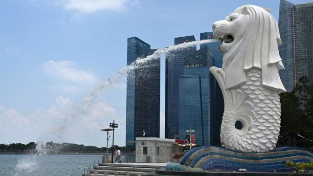 本土疫情復燃 新加坡與香港的旅遊泡泡再度延後 (圖:AFP)
