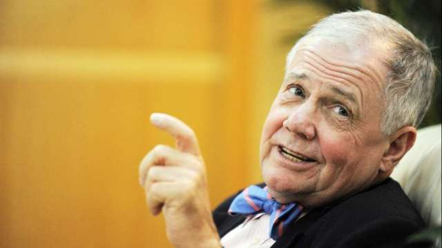 商品大王羅傑斯警告 比雷曼事件更大的危機必會到來。(圖:AFP)