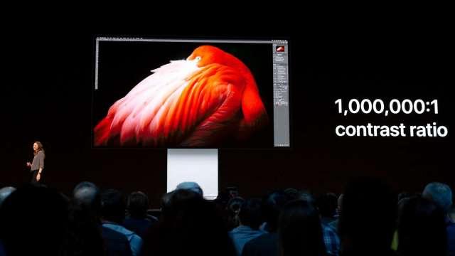 蘋果難解Mini LED良率問題 新款高階iPad Pro到手恐再等一個半月(圖片:AFP)