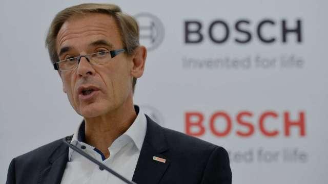 博世CEO:晶片短缺可能會持續到2022年(圖片:AFP)