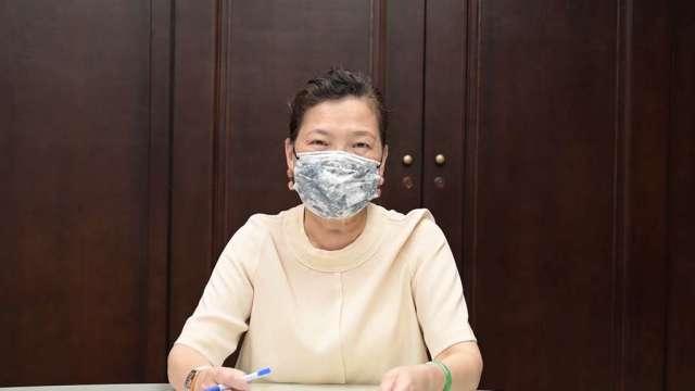 經濟部長王美花對517跳電再致歉強調檢討改革,要求台電一周內提出報告。(經濟部提供)