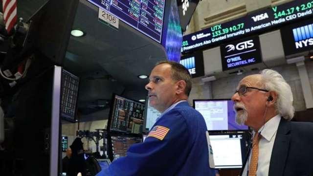 比特幣已成華爾街上的「最擁擠交易」 (圖片:AFP)