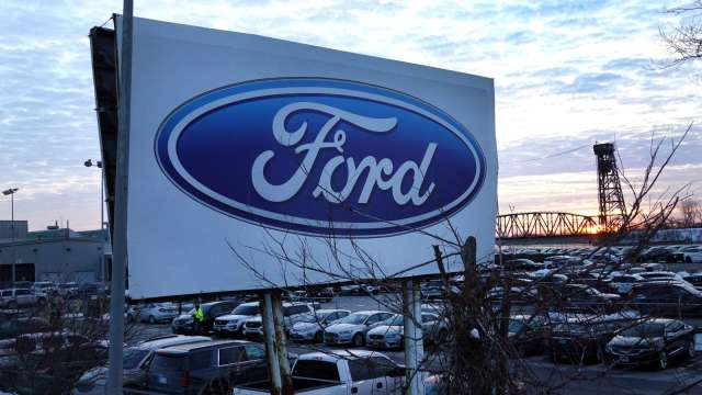 拜登訪福特車廠 拋1,740億美元電動車計畫(圖片:AFP)