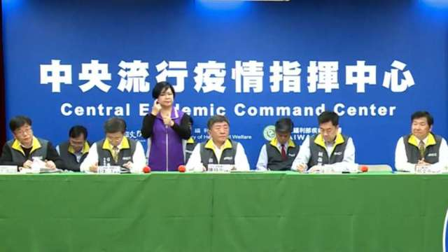 唯一防線被破 新冠病毒給了自滿的台灣一個教訓 (圖片:AFP)