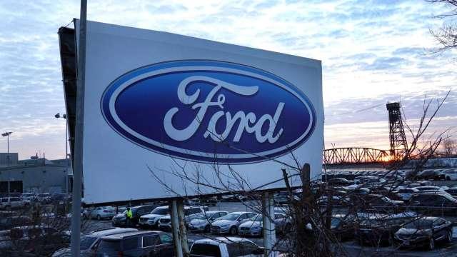 拜登前腳剛走 福特宣布8家車廠停產與減產計畫(圖片:AFP)