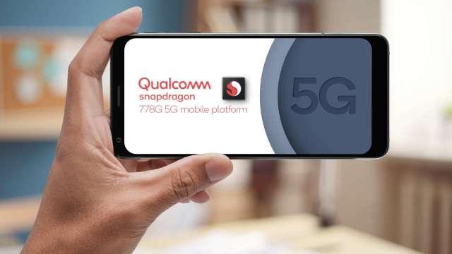 高通推出全新Snapdragon 778G 5G行動平台。(圖:業者提供)