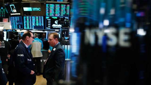 〈美股盤後〉美財政部祭加密監管警告 費半大漲逾2.6% (圖片:AFP)