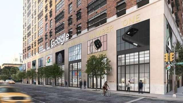 Google計畫今年夏天開設首家實體店。(圖片:APPLEINSIDER)
