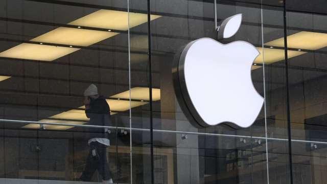 系統黏性發威!瑞銀喊買蘋果:iPhone需求強 全品項跟著發光   (圖片:AFP)