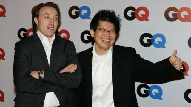YouTube創辦人陳士駿宣布創業 稱「台灣技術人才媲美美國」(圖:AFP)