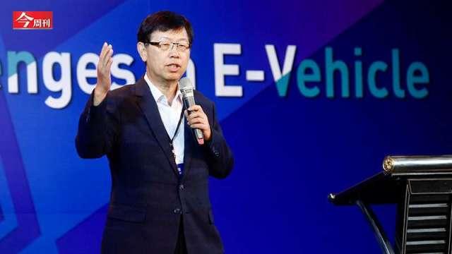鴻海集團董事長劉揚偉。(圖:今周刊)