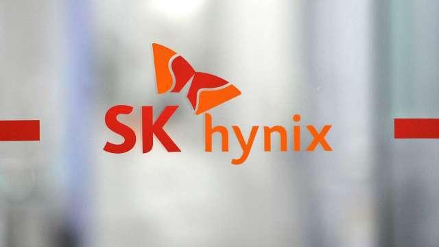 SK海力士收購英特爾NAND業務 再獲歐盟批准(圖片:AFP)