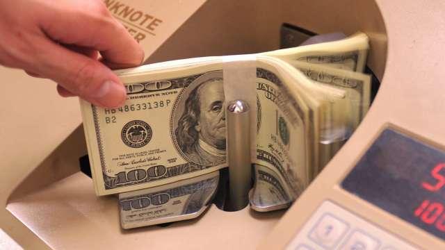 實質負利率壓抑美元走勢 非美貨幣反攻。(圖:AFP)
