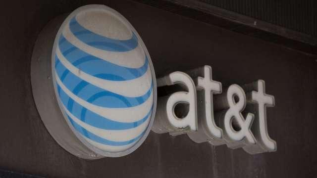 AT&T分拆後大挫 執行長急護航:是時候釋出媒體資產! (圖片:AFP)
