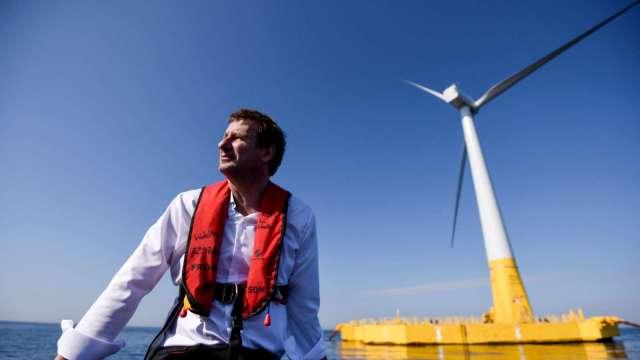 拜登加快電力脫碳腳步  將開放加州兩區離岸風電場開發(圖片:AFP)