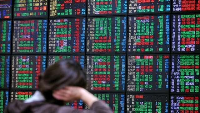台灣內需市場第二、三季將降溫,市場氛圍將壓抑台股多頭表現。(圖:AFP)