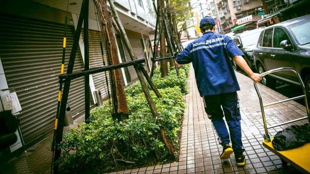 PChome 24h購物全台宅配不分區不間斷 「你安心在家,我努力送達」台灣加油齊心抗疫。(圖:網家提供)