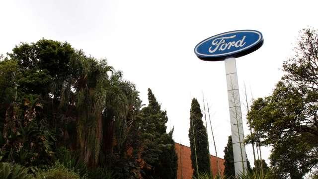 福特加碼電動車支出至300億美元 盤中股價創近5年新高 (圖:AFP)