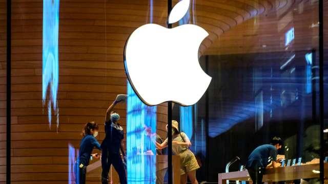 蘋果支付戰場募新血 罕見徵加密背景專家。(圖片:AFP)