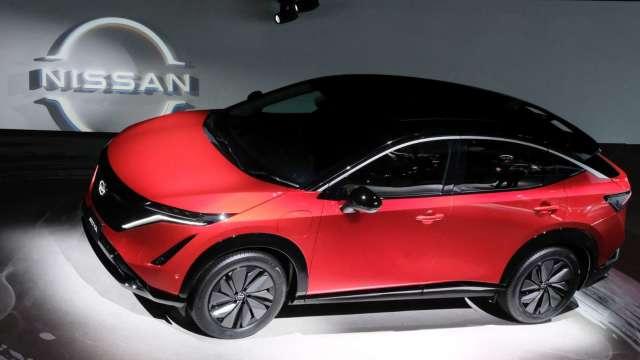 英媒:Nissan將於英國桑德蘭建全新電池工廠 (圖片:AFP)