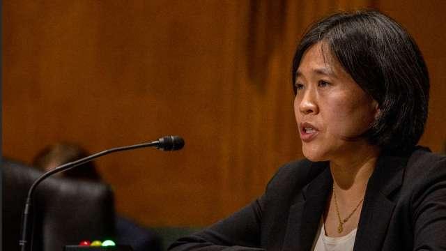 美中貿易代表戴琪、劉鶴首度通話 同意保持溝通 (圖:AFP)