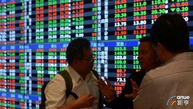 台股急拉守住16600點 外資反手大砍 三大法人賣超107.25億元。(鉅亨網資料照)