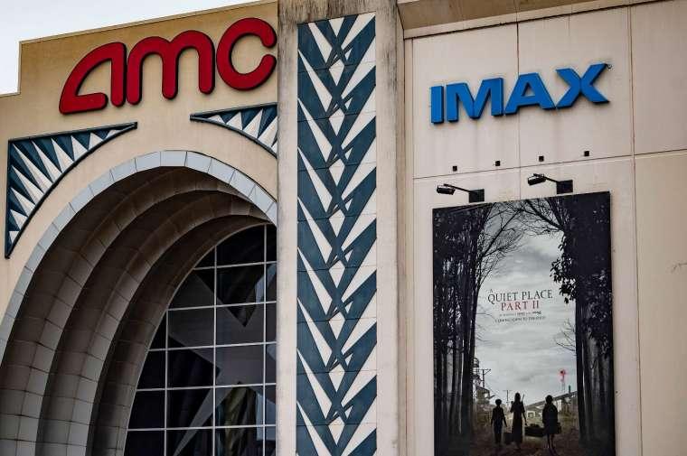 AMC 已經超過 GameStop,成為散戶們最受歡迎的股票 (圖片:AFP)