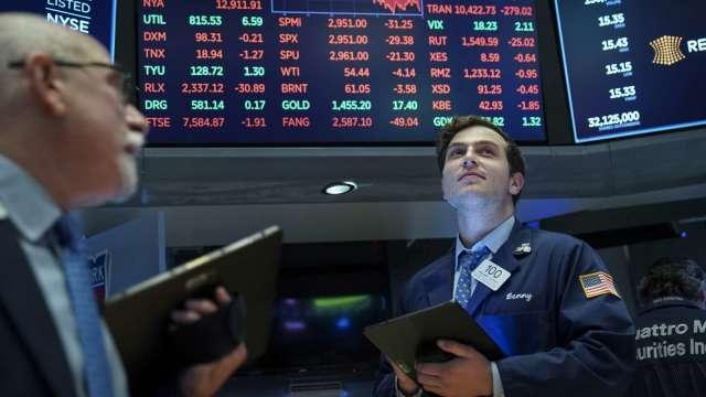 美國聯準會重申量化寬鬆立場可望支撐股債多頭行情。(圖:AFP))