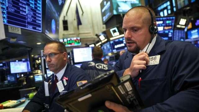 策略師:美股將出現10-15%的修正 但之後會是新一輪牛市(圖:AFP)