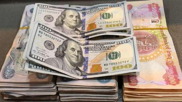 〈紐約匯市〉美國通膨衝高 投資人評估前景 美元回吐漲幅 周線持平 (圖:AFP)