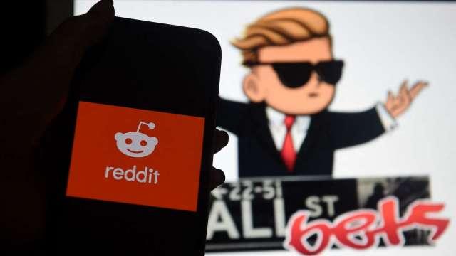〈美股熱門股〉迷因股漲勢曇花一現?AMC、GameStop翻黑下跌 (圖片:AFP)
