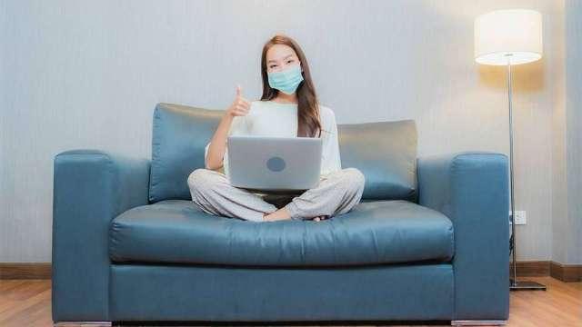 企業居家辦公小心6大網路威脅 不可不知資安險以防駭。(圖:新安東京海上產險提供)