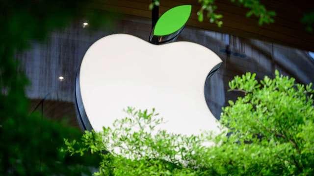 Apple Store實體店面全球擴大展店 不受疫情干擾 (圖片:AFP)