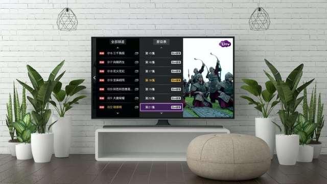 疫情催化下電視追劇漸成主流 帶動LiTV串流影音成長。(圖:LiTV立視線上影視提供)